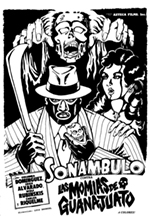 Pinup from <em>Sonambulo's Weird Tales</em>